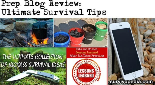Ultimate survival tips