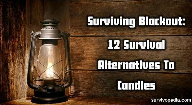 Survival Candles Alternatives