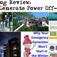 Generate Power Off-grid