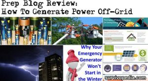Prep Blog Review: How To Generate Power Off-Grid
