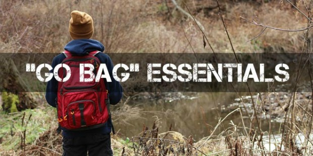 Go bag essentials