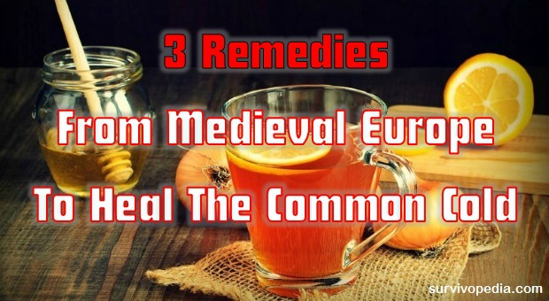 Remedies For Common Cold