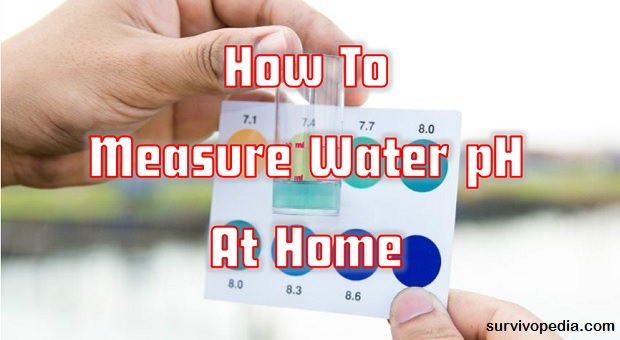 How to Measure Water pH