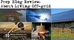Prep Blog Review: About Living Off-grid