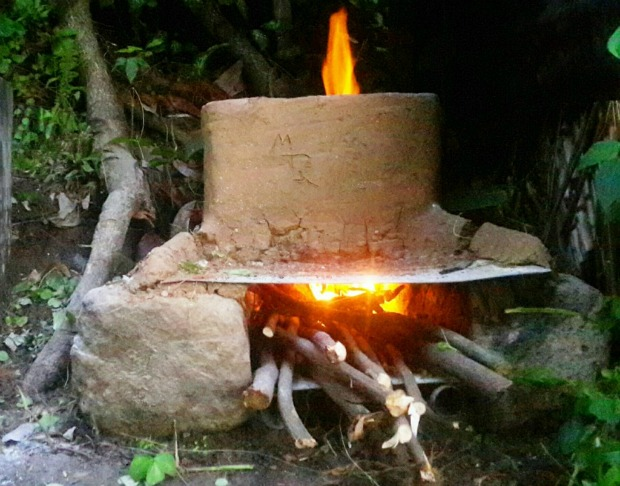 Off grid stove