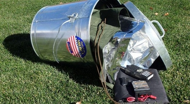 & EMP Survival: 3 Ways To Build A Faraday Cage | Survivopedia