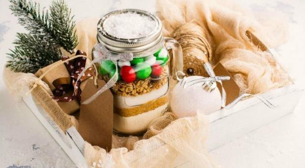 M&M Cookie Jar