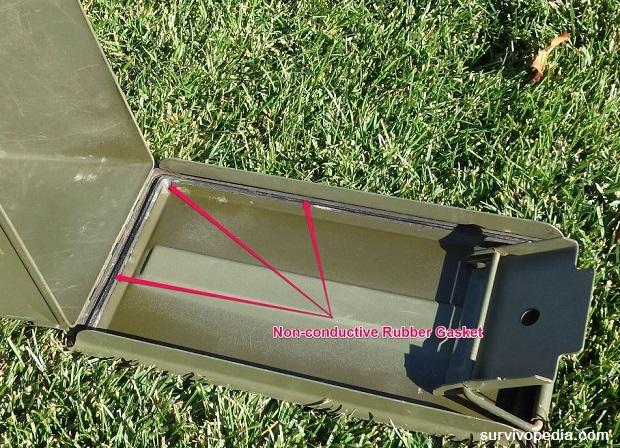 non-conductive-rubber-gasket