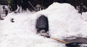 Winter Survival: How To Build A Snow Shelter