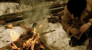 Winter Survival: How To Start A Fire In The Snow