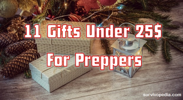 Preppers gifts