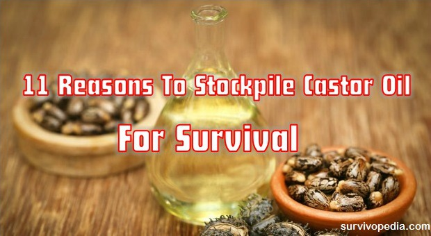 Castor Oil For survival
