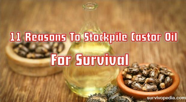 Castor Oil For survival