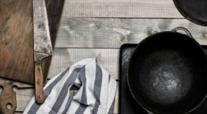 Survival Kitchen: How To Revive Cast Iron Cookware