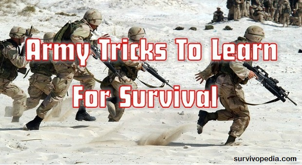 Army Tricks Survival