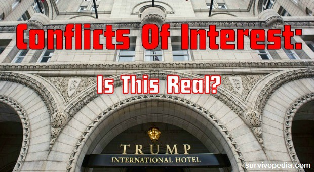 Conflicts of Interest. Is This Real?