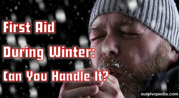 First Aid During Winter: Can You Handle It?