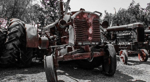 EMP Proof Tractor