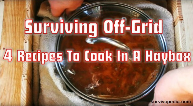 Surviving Off-Grid: 4 Recipes To Cook In A Haybox