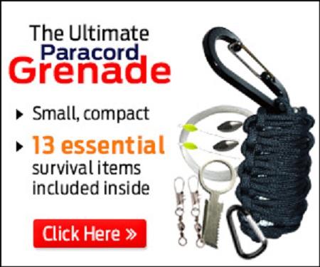 paracord-grenade