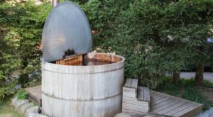 DIY Hot Tub For Your Off-grid Hygiene