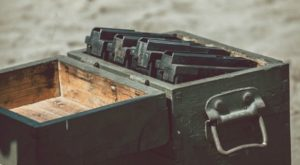 Storing Ammo: A Guide For Preppers