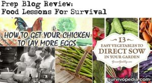 Prep Blog Review: Food Lessons For Survival
