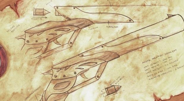 diy weapon design
