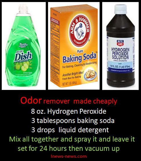 Diy Oil And Vinegar Shelf: 7 DIY Ways To Remove Odors From Your Pantry