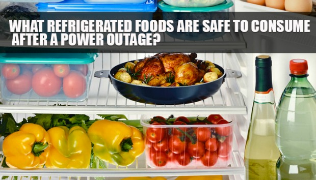 How Long Is Food Good For After Power Outage
