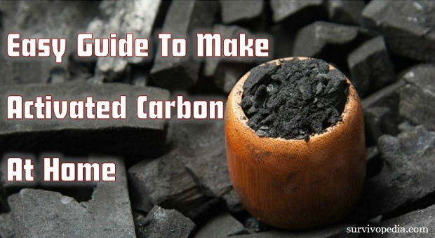 Easy Guide to Make Activated Carbon at Home