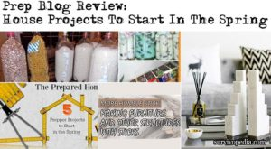 Prep Blog Review: House Projects To Start In The Spring
