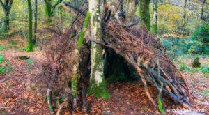 12 Ways To Build A Survival Tent