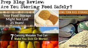 Prep Blog Review: Are You Storing Food Safely?
