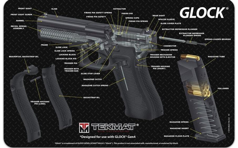 Prepper's Guide To Cleaning The Glock 27 Subcompact | Survivopedia