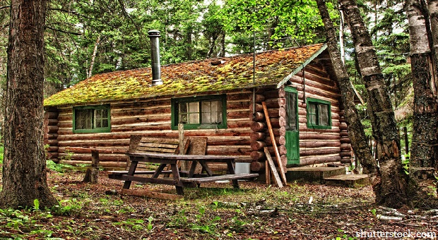 Build A Log Cabin Like The Pioneers Did Survivopedia